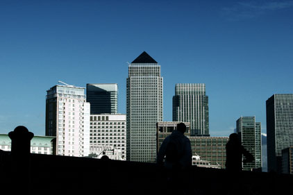 London: is a private equity hub