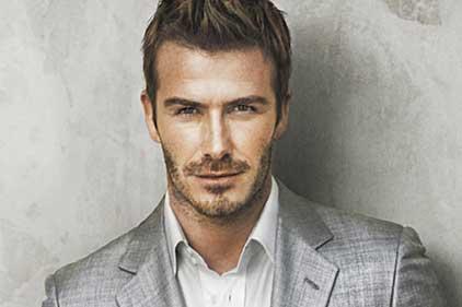 Yahoo ambassador: David Beckham