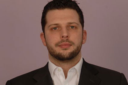 Newly appointed: Roberto Boella