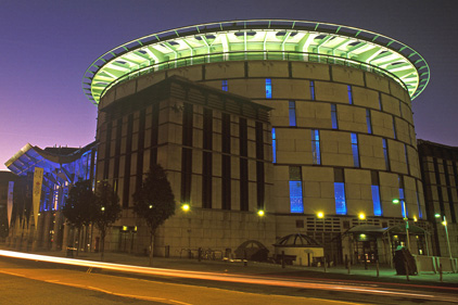 Showcase: Many Scottish firms win business at the Edinburgh Conference Centre