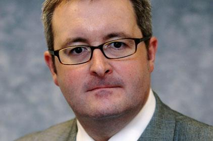 New political practice chief: Darren Murphy