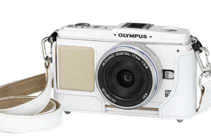 Camera specialists: Olympus