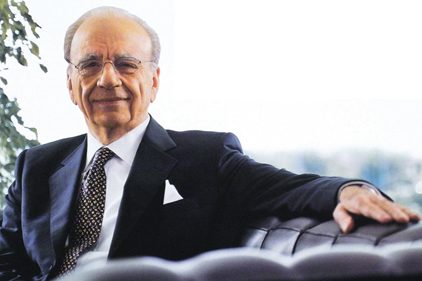 Rupert Murdoch: under-fire News Corp chairman