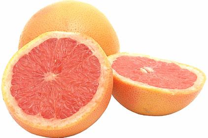 Big money: grapefruits