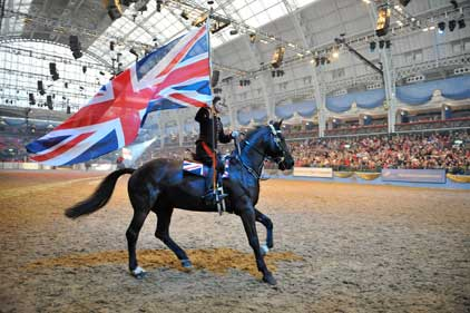 Olympia Horse Show: H Power equestrian event