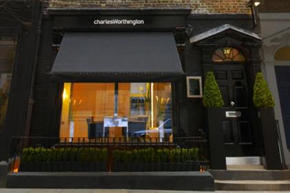 Charles Worthington: hires Brandnation