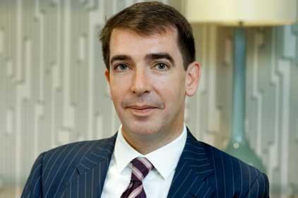Neil Duffy: departs Tulchan Communications