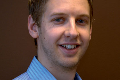 Newly appointed: Jon White