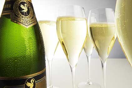 Nyetimber: English sparkling wine