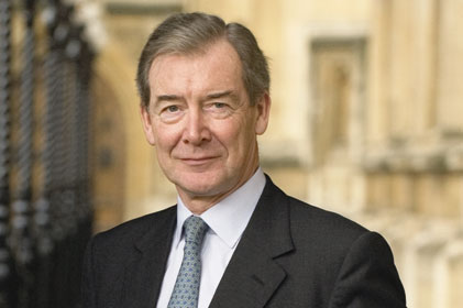 Advisory committee: Lord Lang [pic: Rex]