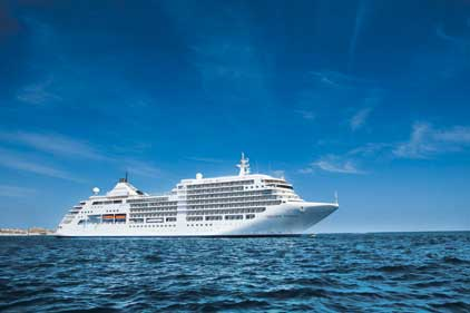 Silversea: wants to build its UK and Ireland brand