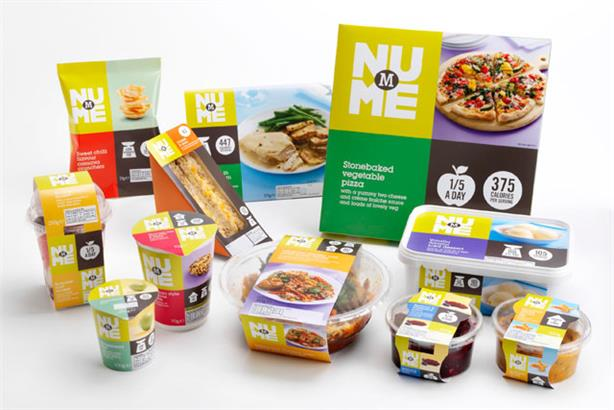Project brief: Pegasus will help to promote Morrisons' NuMe healthier eating range