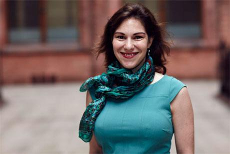 Tech head: Elizabeth Littlewood