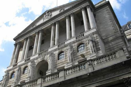New head of comms: Bank of England