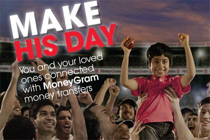 Cricket World Cup: Sponsored by MoneyGram