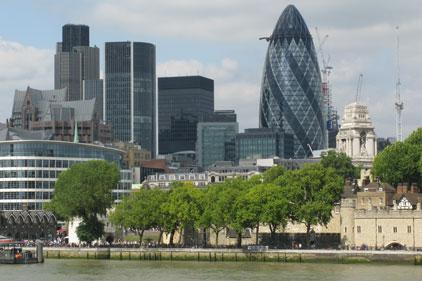Hunt for PR agency: City of London