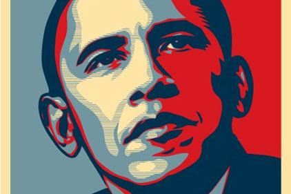 Barack Obama: praise for campaign