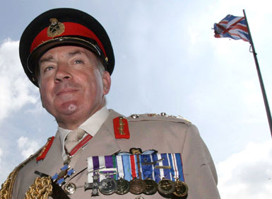 Friday Drop Good Week For Head Of The British Army General Sir