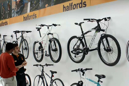 Halfords: to establish itself as the go-to place for bikes