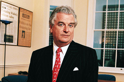 Chime Communications' Lord Bell