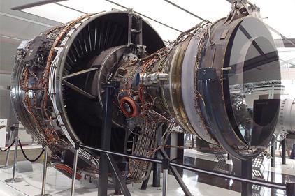 Defective: Trent 900 engine