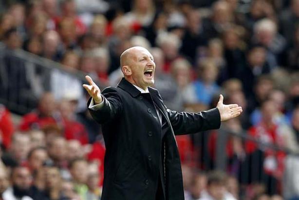 Communicator of the Year: Ian Holloway, Manager, Blackpool Football Club