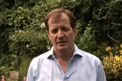 Alastair Campbell: speaking at CIPR conference