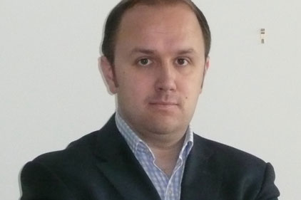 Newly appointed: Simon Evans