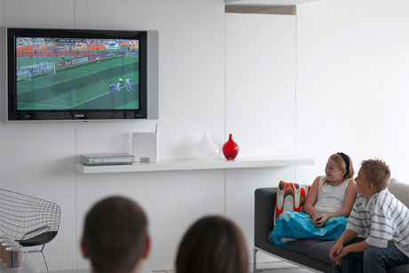 Premier offer: BT Vision is to screen live Premier League football