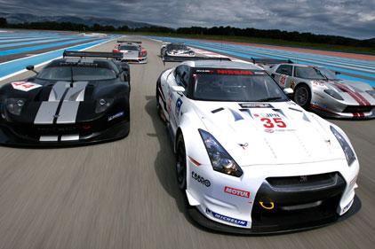 Prism wins brief: GT1 World Championship