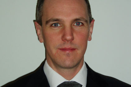Newly appointed: Rob Cope