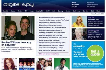 Set for comms boost: Digital Spy