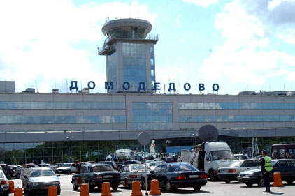 Moscow airport: aims to attract more international airlines