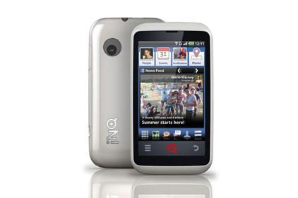 Next generation: INQ phones designed for Facebook users