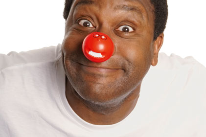 Red Nose Day: Comic Relief's Lenny Henry