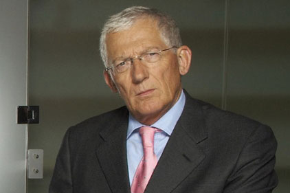 Nick Hewer: pays tribute to PR boss Michael Joyce