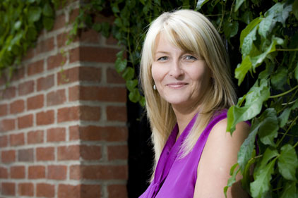 Sandy Lindsay: has an insatiable appetite for PR