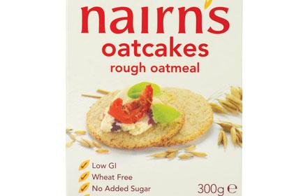 Launching UK-wide PR: Nairn's Oatcakes