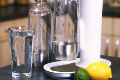 Retro drinks maker: SodaStream