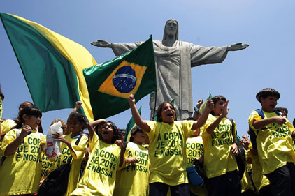 Sport fever: Brazil will host the World Cup and the Olympics
