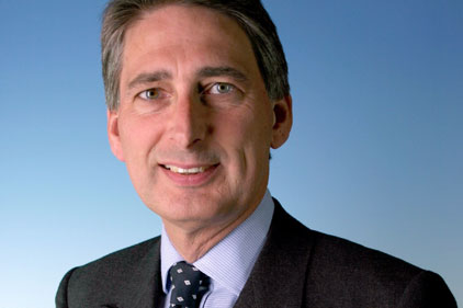 Shadow chief secretary to the Treasury: Philip Hammond