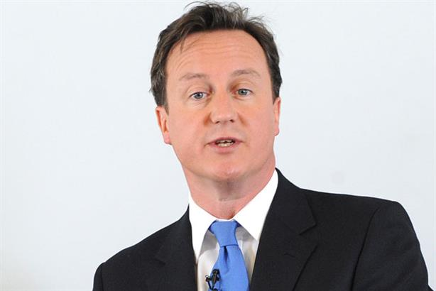 Prime Minister David Cameron: rocked by cash for access row