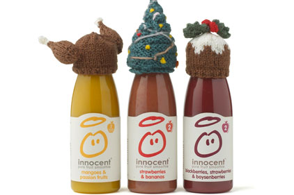 Healthy: Innocent Smoothies