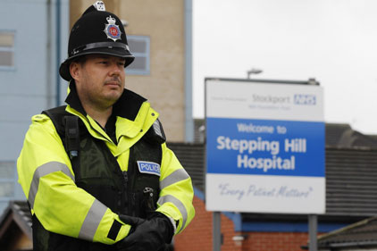 Stepping Hill Hospital: saline drip poisoning investigation