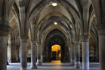 'Excluding' Scots' PR: University of Glasgow