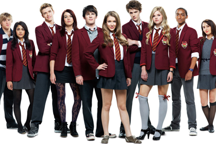Nickelodeon: House of Anubis show