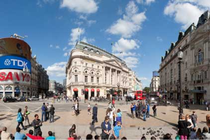 Comms overhaul: London Trocadero