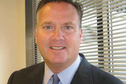Newly appointed: David Bolger