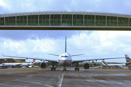 Gatwick airport: BAA plc