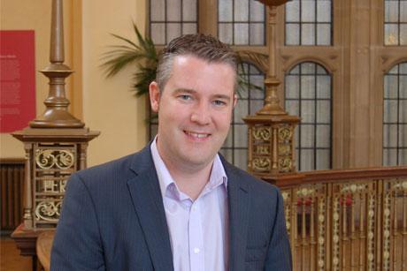 Alastair Jarvis: Departing the University of Birmingham